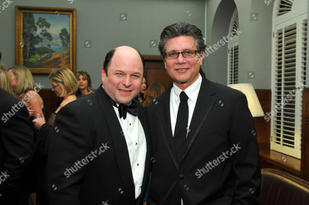 Jason Alexander and Steve Zaillian