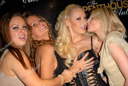 Jennifer Emerson, Prinzzess, Lux Cassidy and Nevaeh