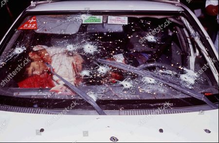 Editorial picture of MEXICO POLICE SLAYING, MEXICO CITY, Mexico