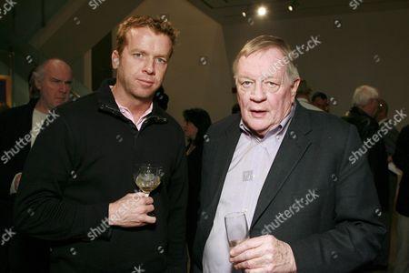 McG and Director Richard Schickel
