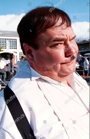 Stock Picture of SARTAIN HARDY Actor Gailard Sartain during a break in filming a new Laurel and Hardy movie in Cape Town, South Africa, Tuesday, March 24. 1998. Sartain plays the role of Oliver Hardy. The film is set in the 1990s with an outrageous plot entangling Stan and Ollie--screen nephews of Stanley Laurel and Oliver Hardy s legendary characters of the same names--in another fine mess involving an Egyptian mummy. The film is called For Love Or Mummy