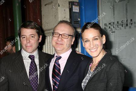 Matthew Broderick, Pippin Parker, Sarah Jessica Parker