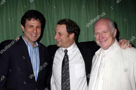 Editorial image of Opening night of George Packer's play 'Betrayed' at the Culture Project, New York, America - 06 Feb 2008