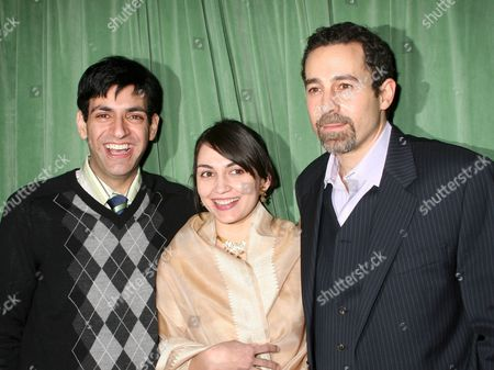 Stock Photo of Sevan Greene, Adya Bedi, Waleed F Zuaiter