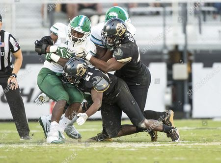 Editorial picture of NCAA Football Tulane vs Central Florida, Orlando, USA - 05 Nov 2016
