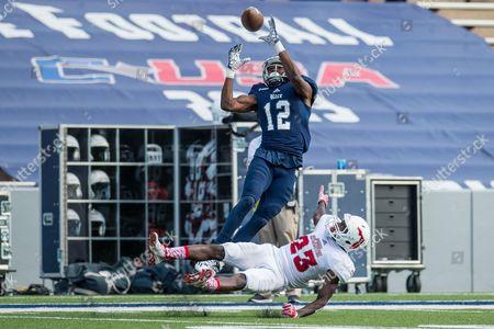 Editorial photo of NCAA Football Florida Atlantic vs Rice, Houston, USA - 05 Nov 2016