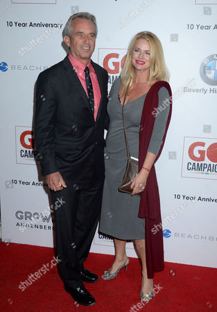 Robert F. Kennedy Jr. and Donna Dixon