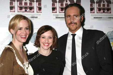 Sarah Paulson, Jessica Stone, Patch Darragh