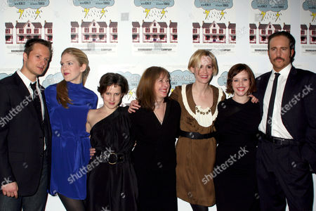 Chandler Williams, Lily Rabe, Jennifer Dundas, Beth Henley, Sarah Paulson, Jessica Stone and Patch Darragh
