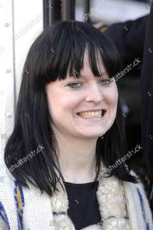 Fashion designer Louise Grey