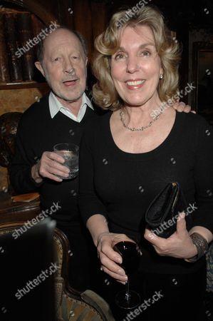 Nic Roeg and Harriet Harper