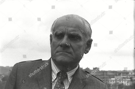 Stock Picture of MORAVIA Alberto Moravia, whose real name is Alberto Pincherle