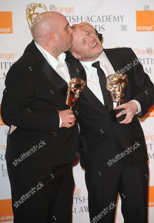 Shane Meadows and Mark Herbert