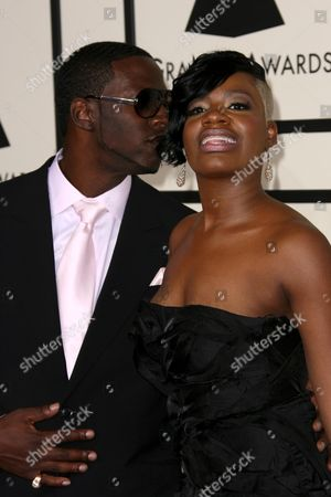 Editorial photo of 50th Annual Grammy Awards arrivals, the Staples Center, Los Angeles, America - 10 Feb 2008