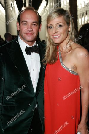 Todd Meister and Jamie Tisch