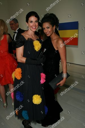 Stock Picture of Sally Perrin and Gelila Assefa