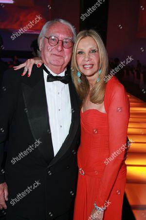 Richard Meier and Gala Chair Jane Nathanson
