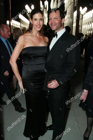 Editorial photo of Broad Contemporary Art Museum Opening Celebration, Los Angeles County Museum of Art, Los Angeles, America - 09 Feb 2008