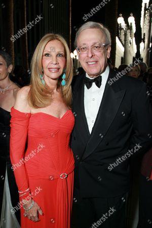 Jane Nathanson and Marc Nathanson
