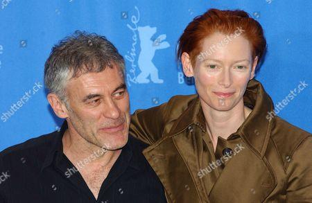 Erick Zonca and Tilda Swinton