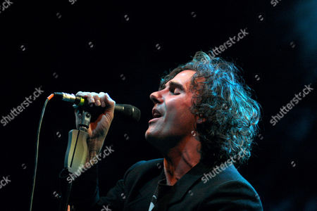 Editorial image of The Hours in concert at Shepherds Bush Empire, London, Britain - 09 Feb 2008