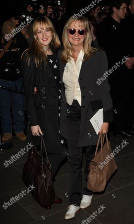 Twiggy Lawson and daughter Carly Witney