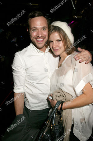 Will Young and Katie Sumner