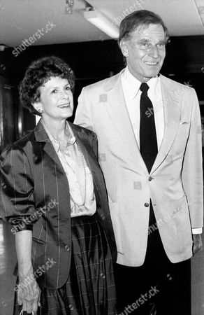 """Charlton Heston, Lydia Clarke Heston Charlton Heston, the 63-year-old, 6 foot 2 inch tall American actor and Oscar winner for his performance in the epic """"Ben Hur"""", is at Heathrow Airport, London, with his wife Lydia prior to flying to Los Angeles. Heston, also well known for his role as Moses in """"The Ten Commandments"""", has been filming in Kenya"""