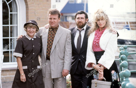 'Palmer' -  Dora Bryan, Ray Winstone, Gerard Horan and Louise Plowright.