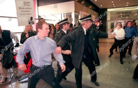 'The Murder of Stephen Lawrence' -  Suspects: Neil Acourt (Ricci Harnett) Jamie Acourt (Lee Colley) Luke Knight (Darren Morfitt) Gary Dobson (Neil Maskill) David Norris (Dominic Power)
