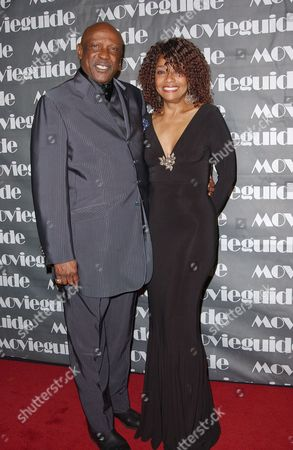 Beverly Todd and Louis Gossett Jnr