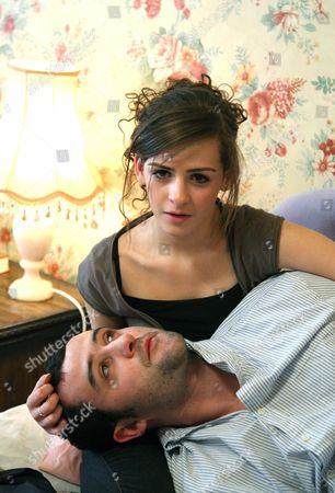 Rebecca Ryan ( Beth ) and Daniel Mays ( Aiden )
