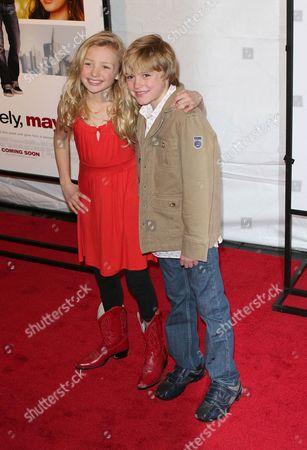 Payton List and Spencer List
