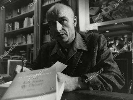 Editorial image of France Bernard Clavel 1968, PARIS, France