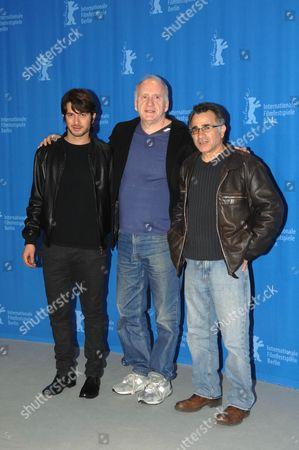 Ran Danker, Amos Kollek and Moshe Ivgy