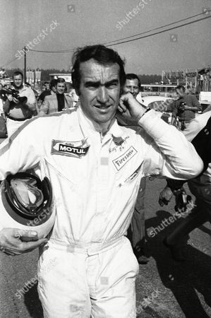 Editorial image of Germany Hockenheim Clay Regazzoni, Hockenheim, Germany