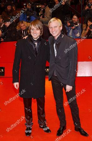 Axel Schreiber and Robert Stadlober