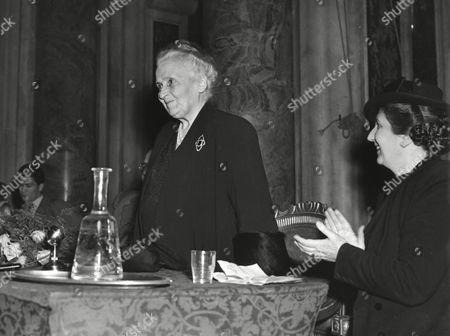 Editorial picture of Italy Maria Montessori Lectures in Rome, ROME, Italy