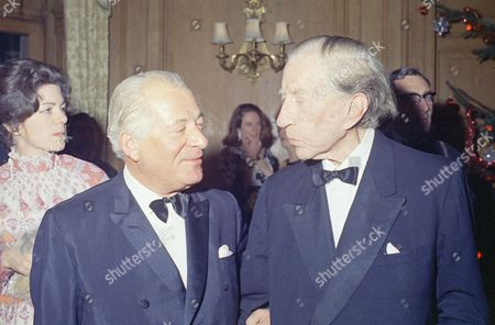 Editorial image of J. Paul Getty celebrates his 80th birthday, London, Gbr Xen