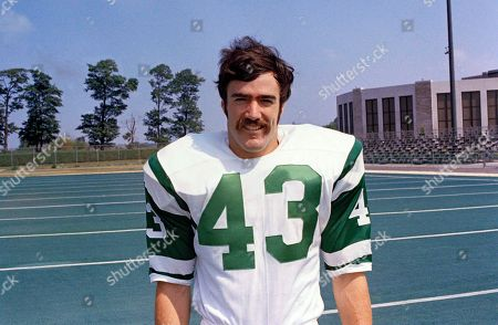 John Dockery Cornerback John Dockery of the New York Jets is shown in this 1970 Photo. Exact date and location are unknown