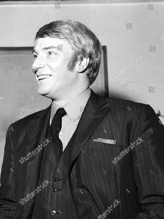 British pop singer Frank Infield in London, England, on Jan. 17,1969