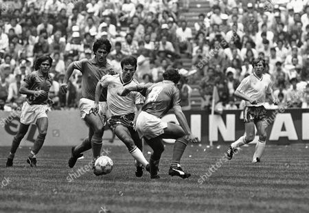 Editorial image of Mexico World Cup 1986, Mexico City, Mexico