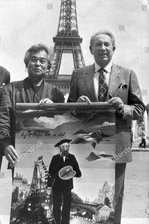 Editorial picture of PARIS FIEST, PARIS, France