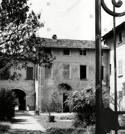 The house in Concesio, near Brescia, Northern Italy, where Msgr. Giovanni Battista Montini was born. Montini was elected Pope in Vatican City and chose the name of Pope Paul VI
