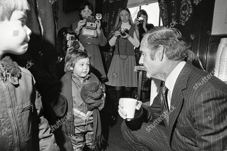 Stock Photo of George McGovern Sen. George McGovern, D-S.D., meets a characteristically wary native, and future voter, Shirley O?Hara, in the New Hampshire Capitol in Concord, . He had just filed his candidacy, early in January, for the state?s presidential primary. New Hampshire remains for more psychological than practical in terms of impact. The convention delegate prize is small. But a loser in New Hampshire?s on March 7 preference test is unlikely to emerge a winner in the national finals in November