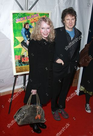 Editorial image of 'Be Kind Rewind' Film Premiere, New York, America - 19 Feb 2008