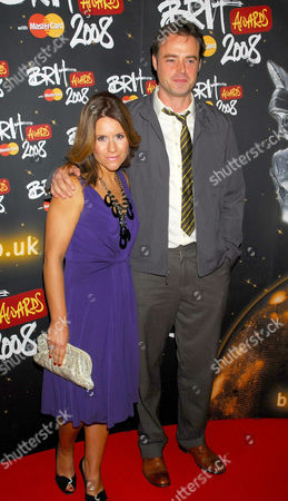 Editorial picture of The Brit Awards 2008 Arrivals, Earls Court, London, Britain - 20 Feb 2008