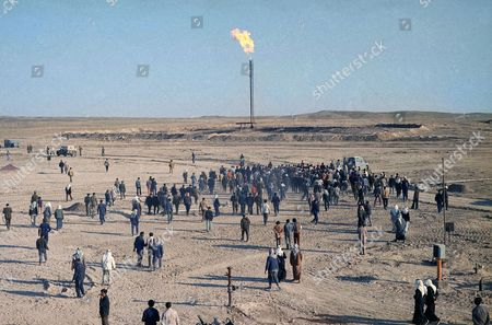 Syria opened its fourth oil field at Jbeissah, 19 miles west of the Iraq Border in April 1975. The opening ceremony was attended by Syrian Oil Minister Adnan Mustafa and several Soviet oil experts and Diplomats