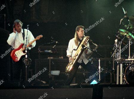 Editorial photo of West Berlin Pink Floyd 1988, WEST BERLIN, Germany