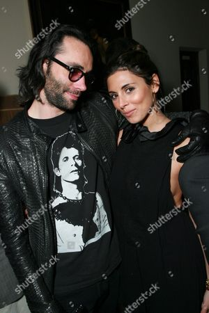 Editorial photo of Nicolas Berggruen's annual party at the Chateau Marmont, Los Angeles, America - 20 Feb 2008